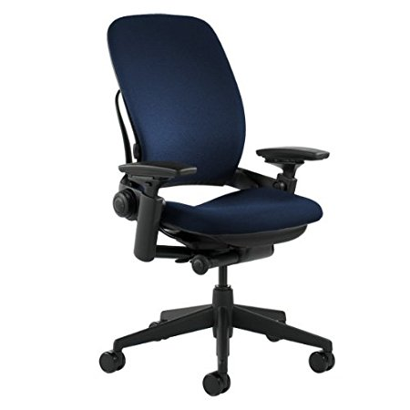Steelcase Leap Fabric Chair Review